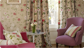 Curtains and Upholstery